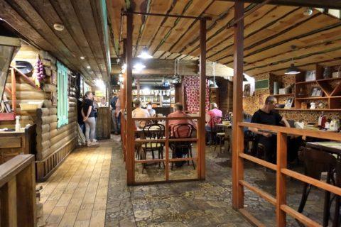soviet-cafe-dachniki/店内