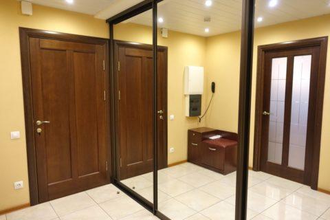 st-petersburg-sharfhotel/部屋のエントランス