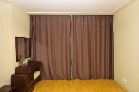 st-petersburg-sharfhotel/ベッドルームのカーテン