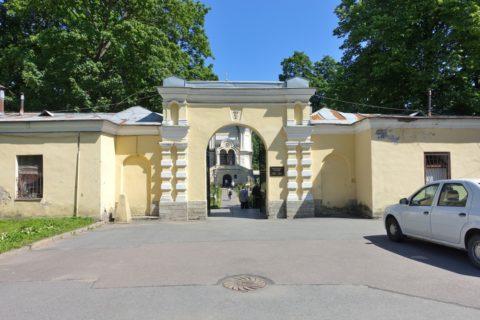 Alexander-Nevsky-Lavra/ニコラス墓地