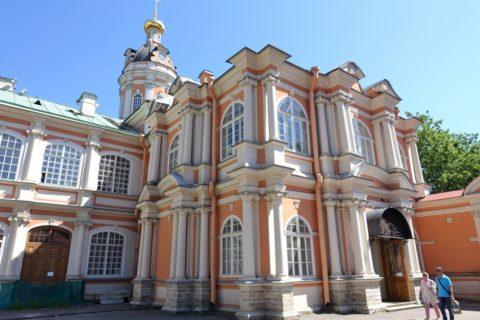 Alexander-Nevsky-Lavra/礼拝所