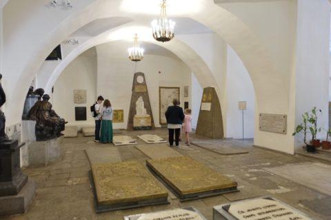 Alexander-Nevsky-Lavra/教会の霊廟