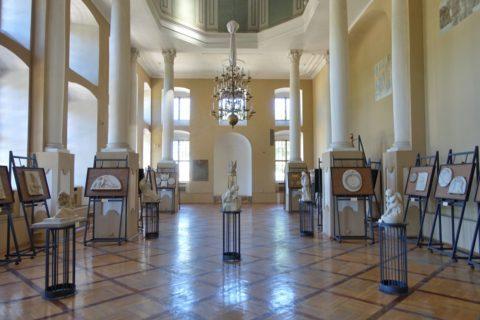 Alexander-Nevsky-Lavra/博物館