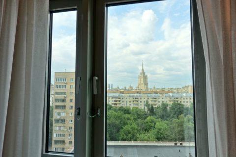Aparthotel-Adagio-Moscow-Kievskaya/防音性能