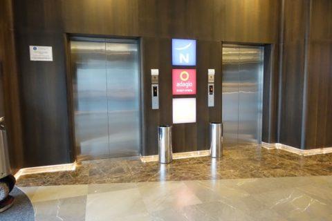 Aparthotel-Adagio-Moscow-Kievskaya/エレベーター