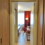モスクワの駅前で便利なキッチン付きアパートメントホテル「Aparthotel Adagio」