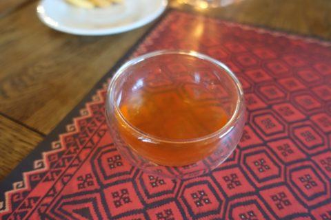 Khochu-Kharcho/Teaのグラス