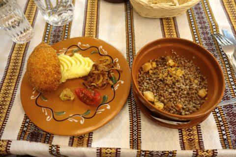 Korchma-Taras-Bulba/ウクライナ料理