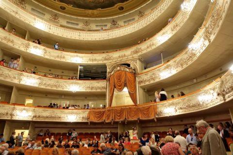 Mikhailovsky-Theatre/バルコニー