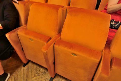 Mikhailovsky-Theatre/座席
