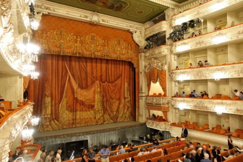 Mikhailovsky-Theatre/講堂