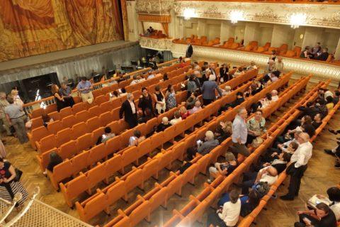 Mikhailovsky-Theatre/客席