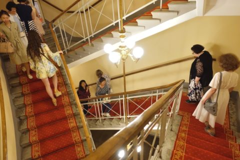 Mikhailovsky-Theatre/階段