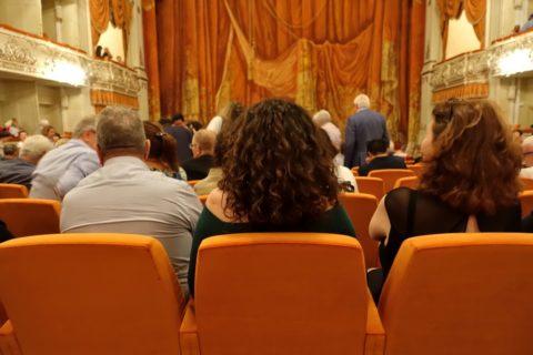 Mikhailovsky-Theatre/眺望