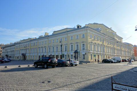 Mikhailovsky-Theatre/外観