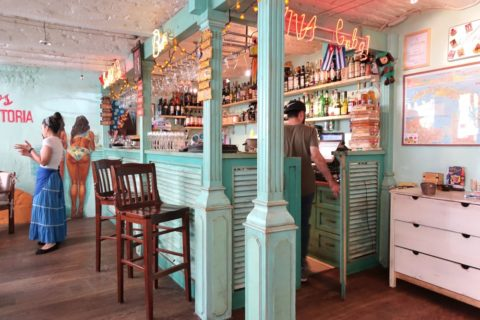 O-CUBA/Barカウンター