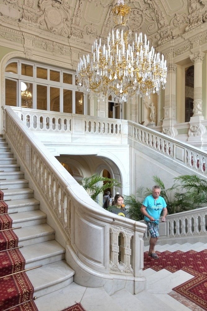Yusupov-Palace/階段