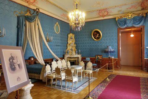 Yusupov-Palace/ベッドルーム
