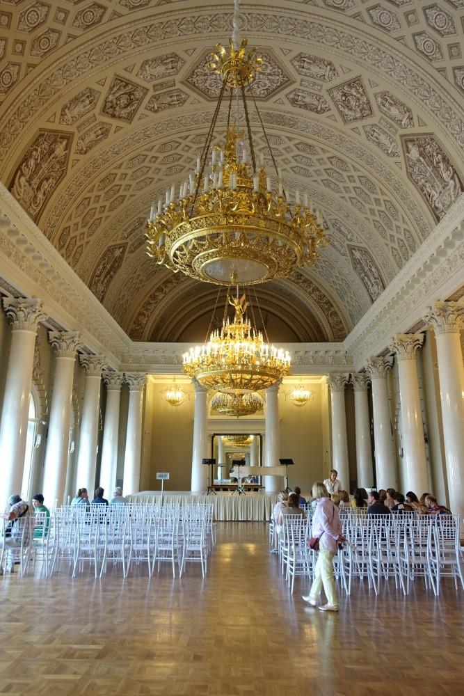 Yusupov-Palace/ホール
