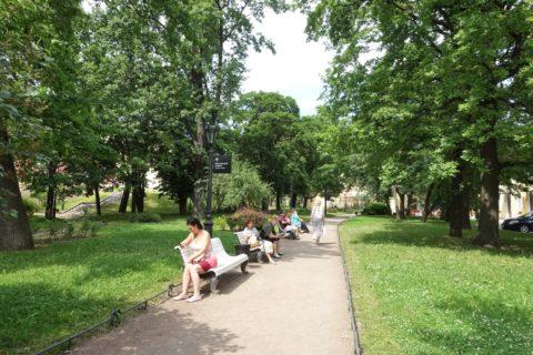 Yusupov-Palace/公園
