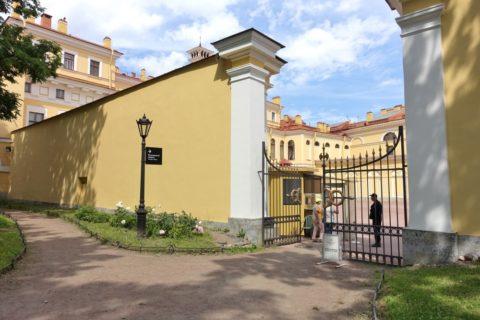 Yusupov-Palace/エントランス