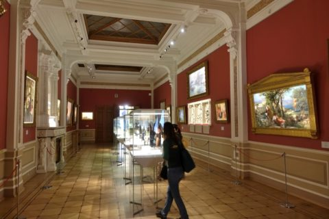 faberge-museum/Exhibition Room