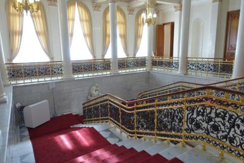 faberge-museum/大階段
