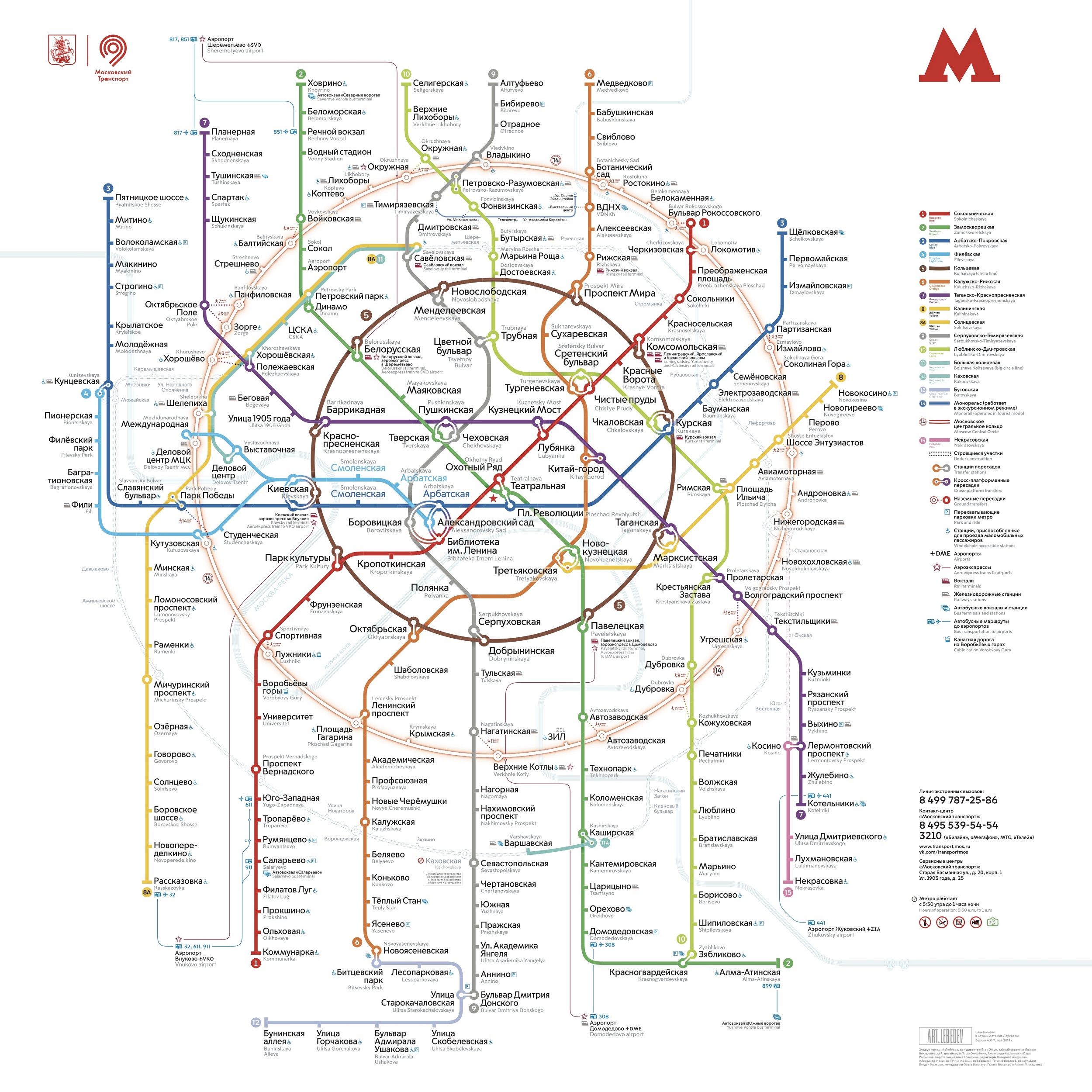 図 地下鉄 路線
