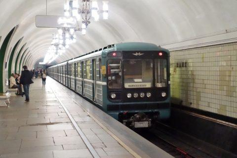 moscow-metro/車両