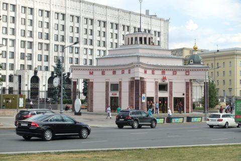 moscow-metro/駅舎