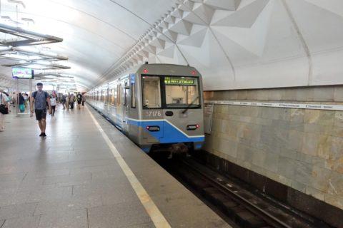 moscow-metro/メトロ3号線