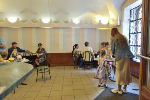 pyshechnaya/座席
