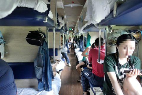 siberian-railway/3等車