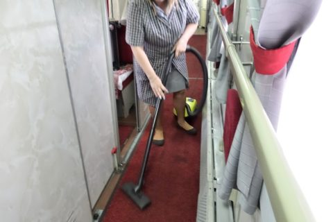 siberian-railway/清掃