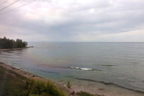 siberian-railway/バイカル湖