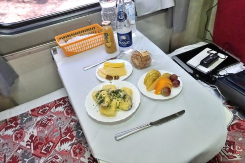 siberian-railway/食事
