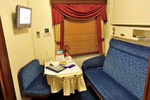 siberian-railway-express/個室