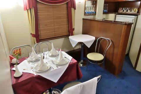 siberian-railway-express/レストラン