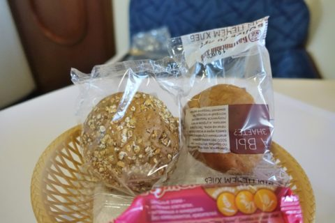siberian-railway-express/朝食のパン