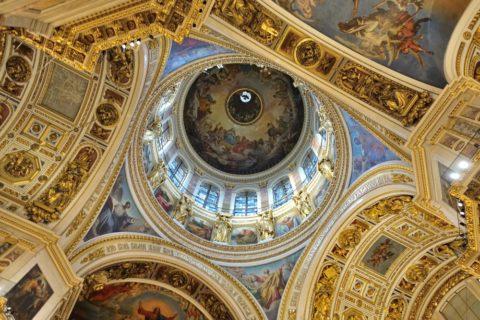 st-isaacs-cathedral/中央ドーム