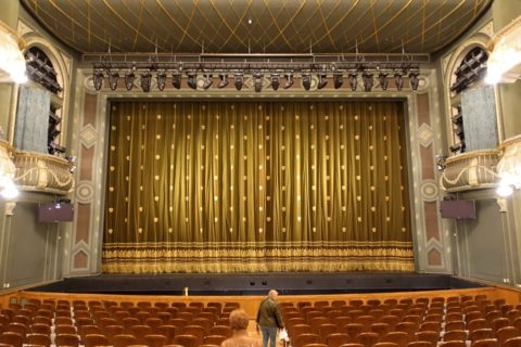 Bolshoi-Theatre-New-Stage/緞帳