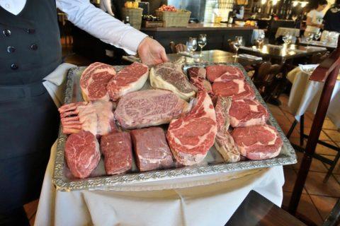 El-Gaucho/肉のサンプル