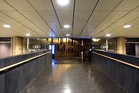 singapore-airport/クラウンプラザホテル