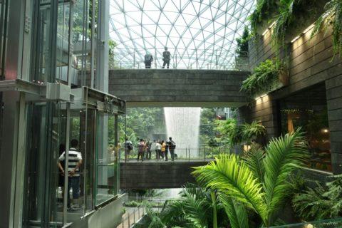 singapore-airport/Jewel
