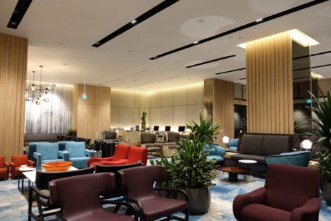 singapore-airport/Jewelラウンジ