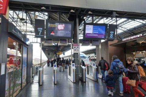 ICE-paris-frankfurt/乗車位置