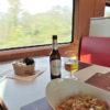 ICE【食堂車】メニューと食レポ!美味しいカレーとドイツビールはおススメ!
