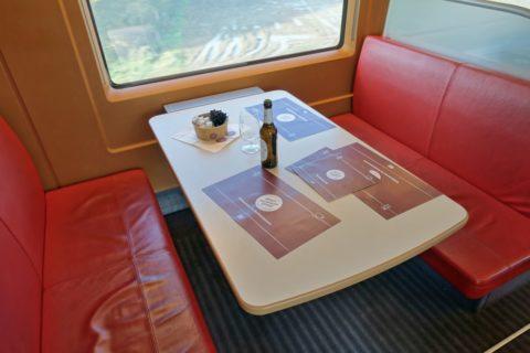 ICE-paris-frankfurt/食堂車の注文方法