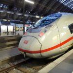 ICE(1st Class)乗車記!パリ~フランクフルト/チケット・シートMAPなど