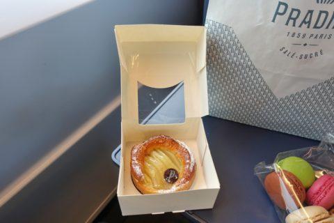 Maison-Pradier/アップルケーキ